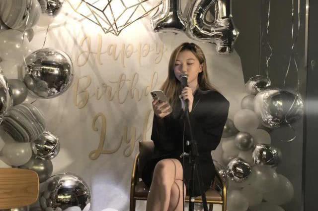 李嫣生日首次公开唱歌,声音和王菲高度相似,基因的力量太强大