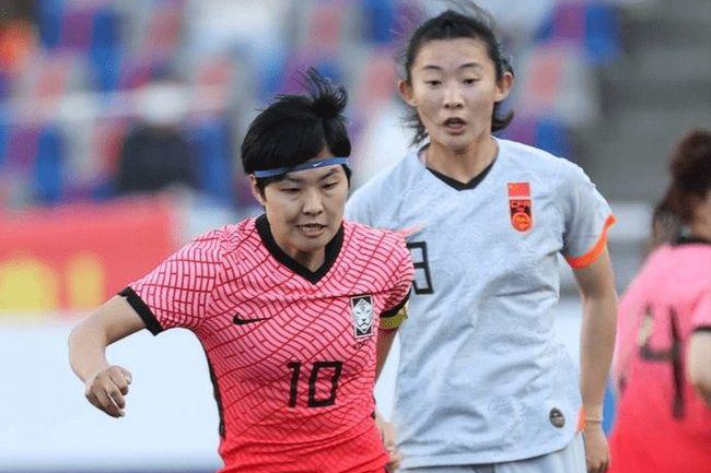 韩国女足头号球星深陷绝望:我这辈子踢不上奥运会了
