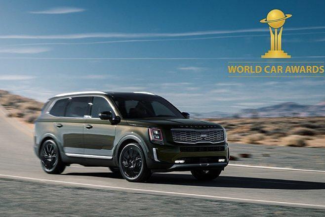 《韩系动向93》2020世界年度汽车大奖,起亚Telluride夺冠