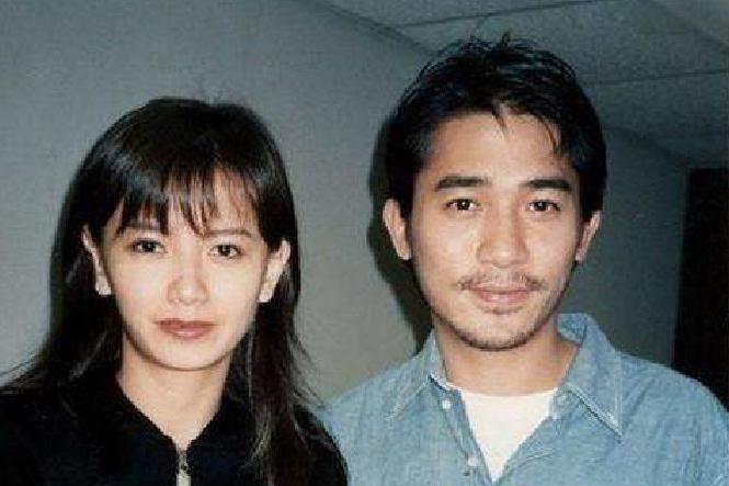 梁朝伟最爱的是刘嘉玲,但她最想分享快乐的人,或许还是曾华倩