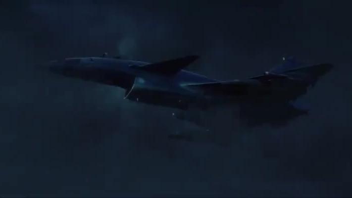 空天猎:吴迪为解救人质,低空超音速飞行,直接给歹徒们震傻
