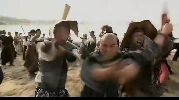 戚继光带领僧兵战倭寇,最终大获全胜,看得真过瘾!