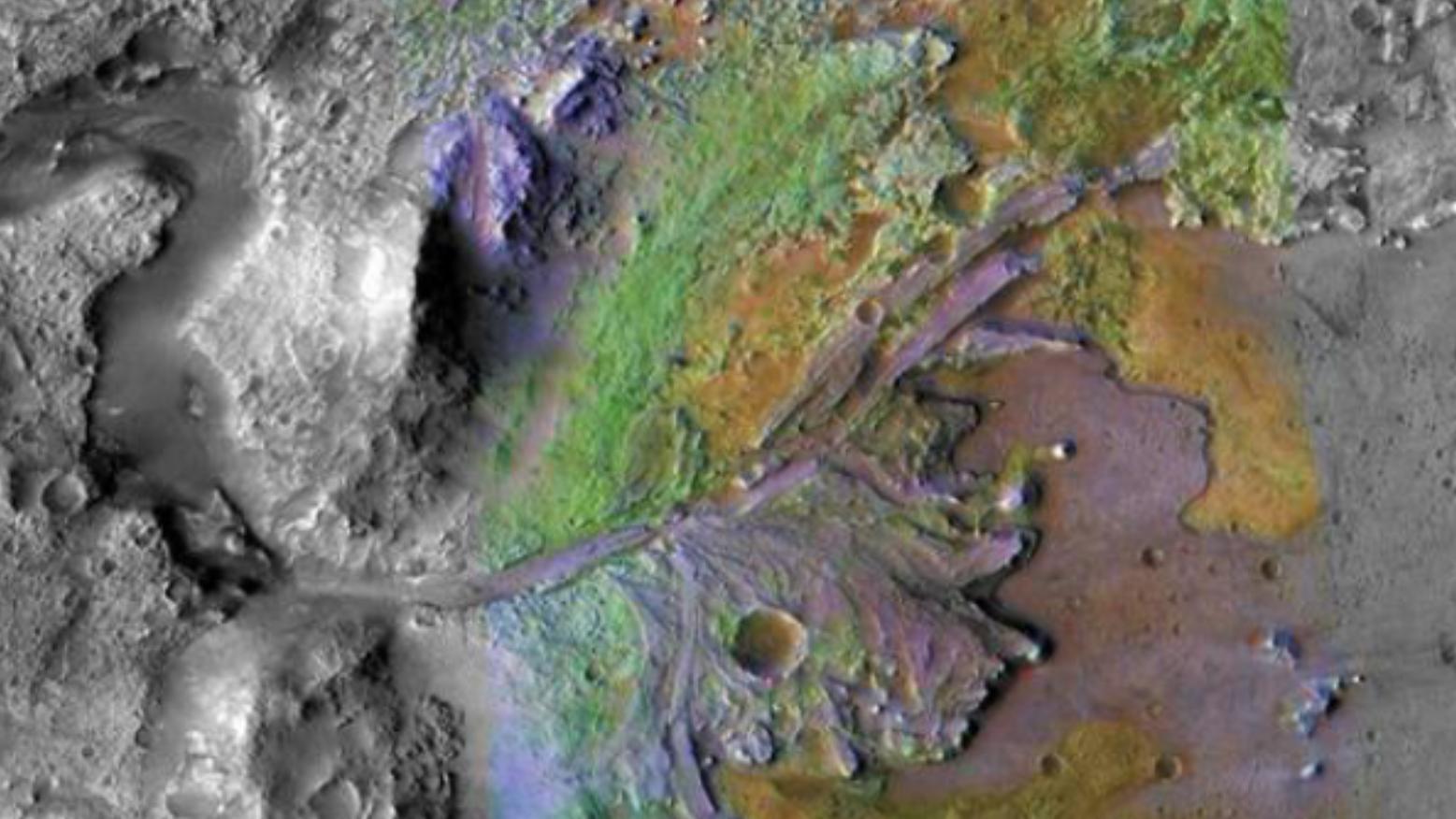 火星上又发现有生命迹象?好奇号发回的照片或许就是答案