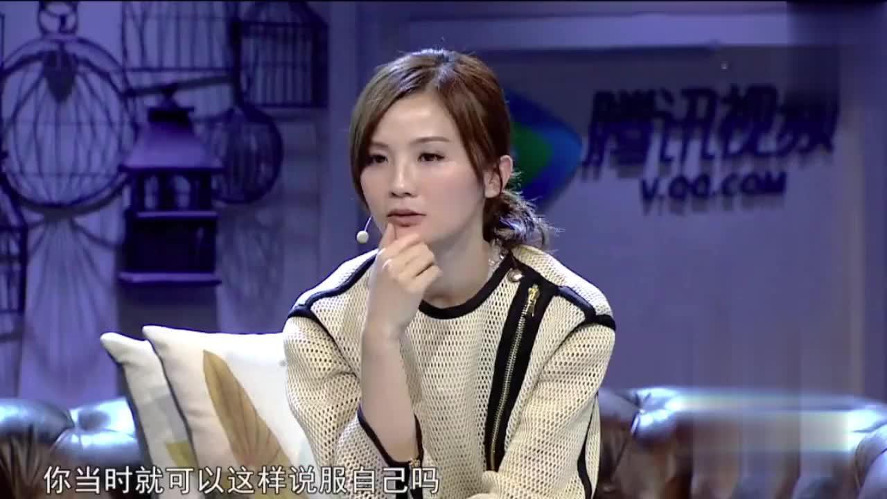 蔡卓妍:跟很多艺人受过的委屈相比,我的都不算什么