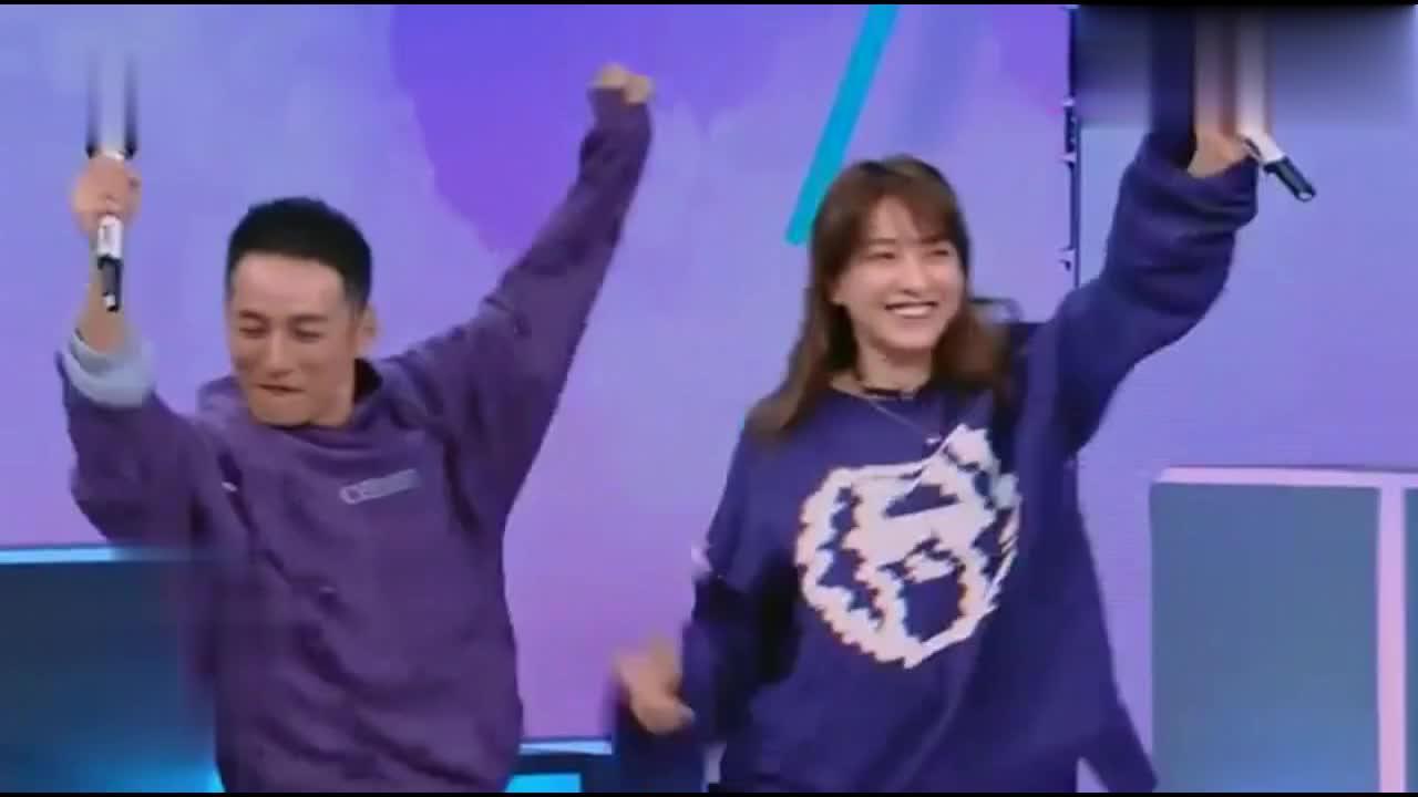 杜海涛不顾形象卖萌,任重自创妩媚版广场舞,吴昕的舞蹈功底最强