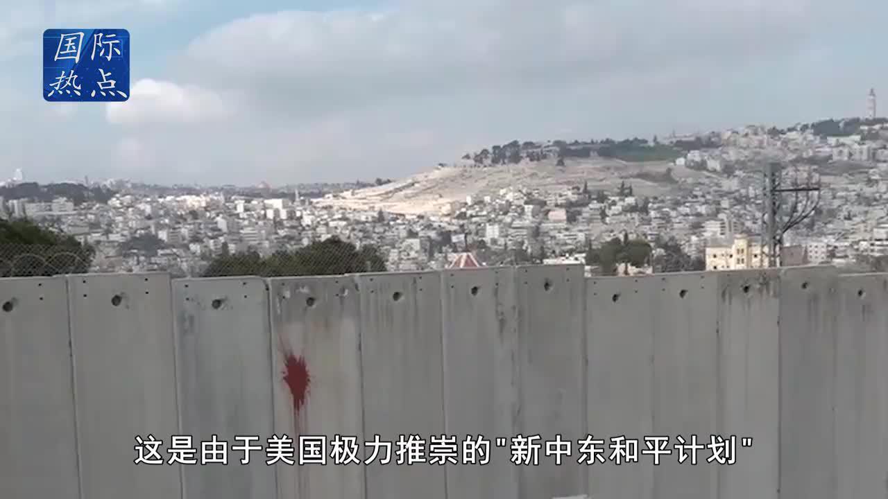 巴勒斯坦人彻底被激怒!打响了反美的第一枪:20枚火箭弹砸向沿海