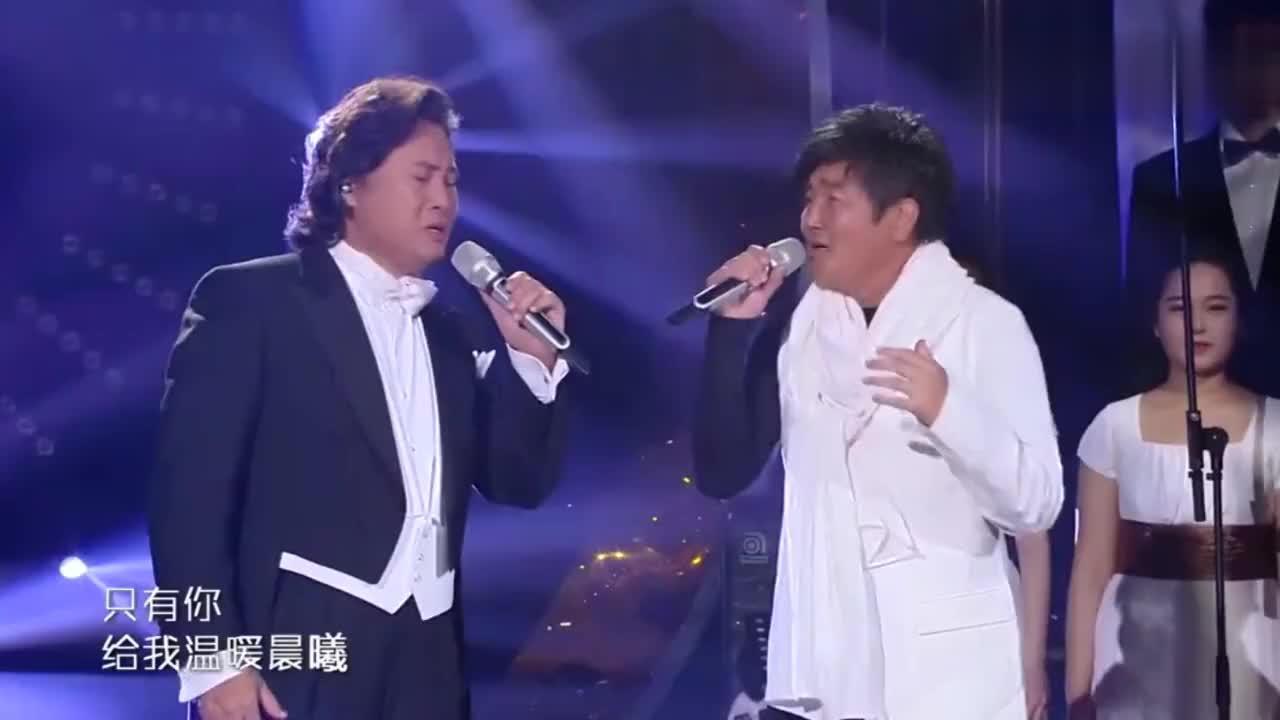 我是歌手:孙楠,戴玉强带来的《你快回来》,回味老歌,重温经典