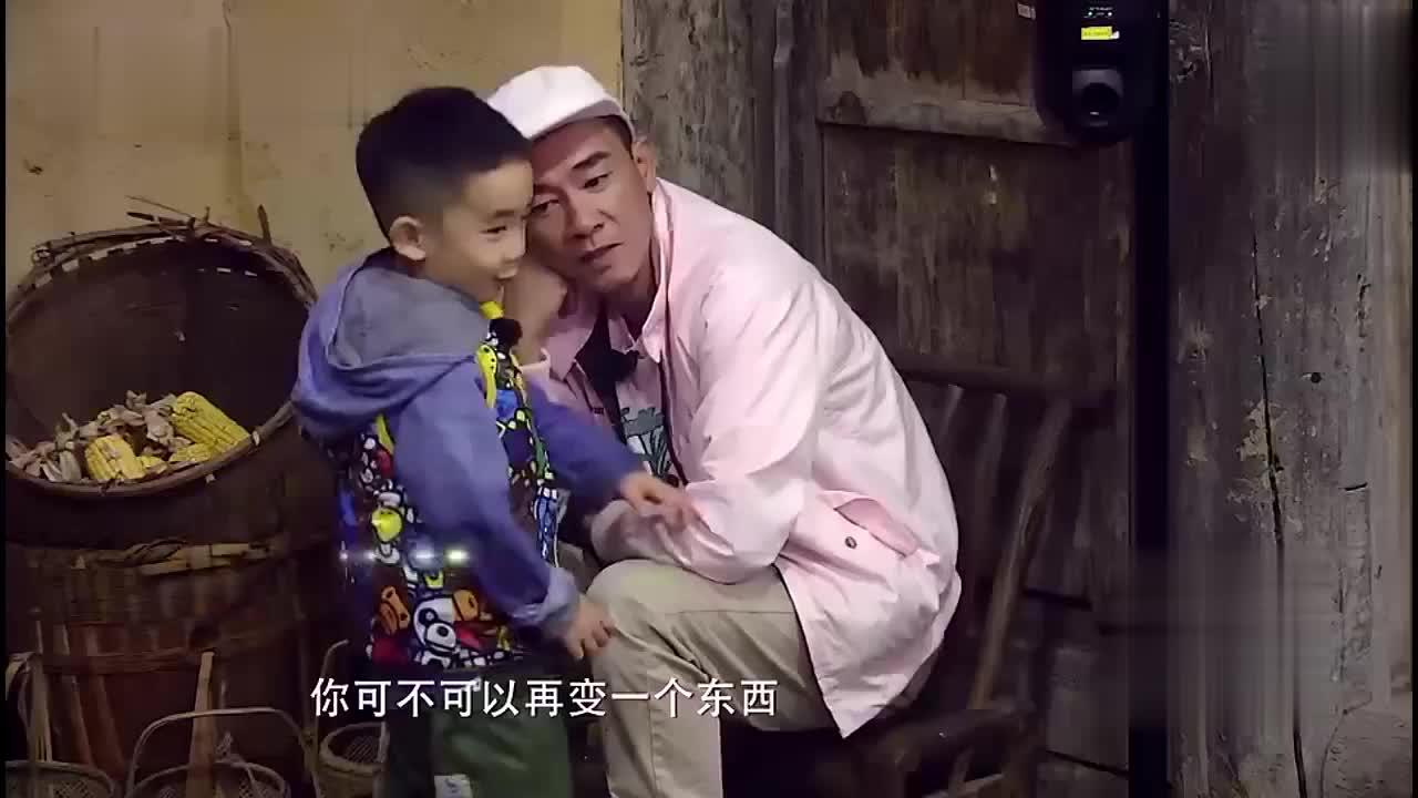 陈小春为了坑儿子竟然给节目组当托,Jasper还天真的相信了