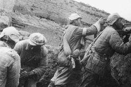 1949年的青海马家军有多强?兰州战役堪称惨烈,一野伤亡达8700人