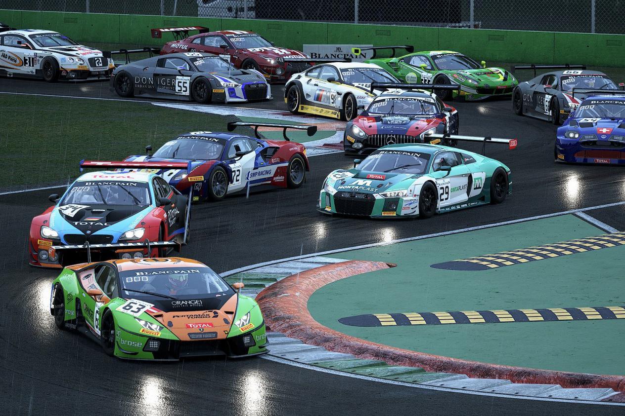 沉迷模拟赛车,Assetto Corsa赛车软件销售额超过了1.2亿美元