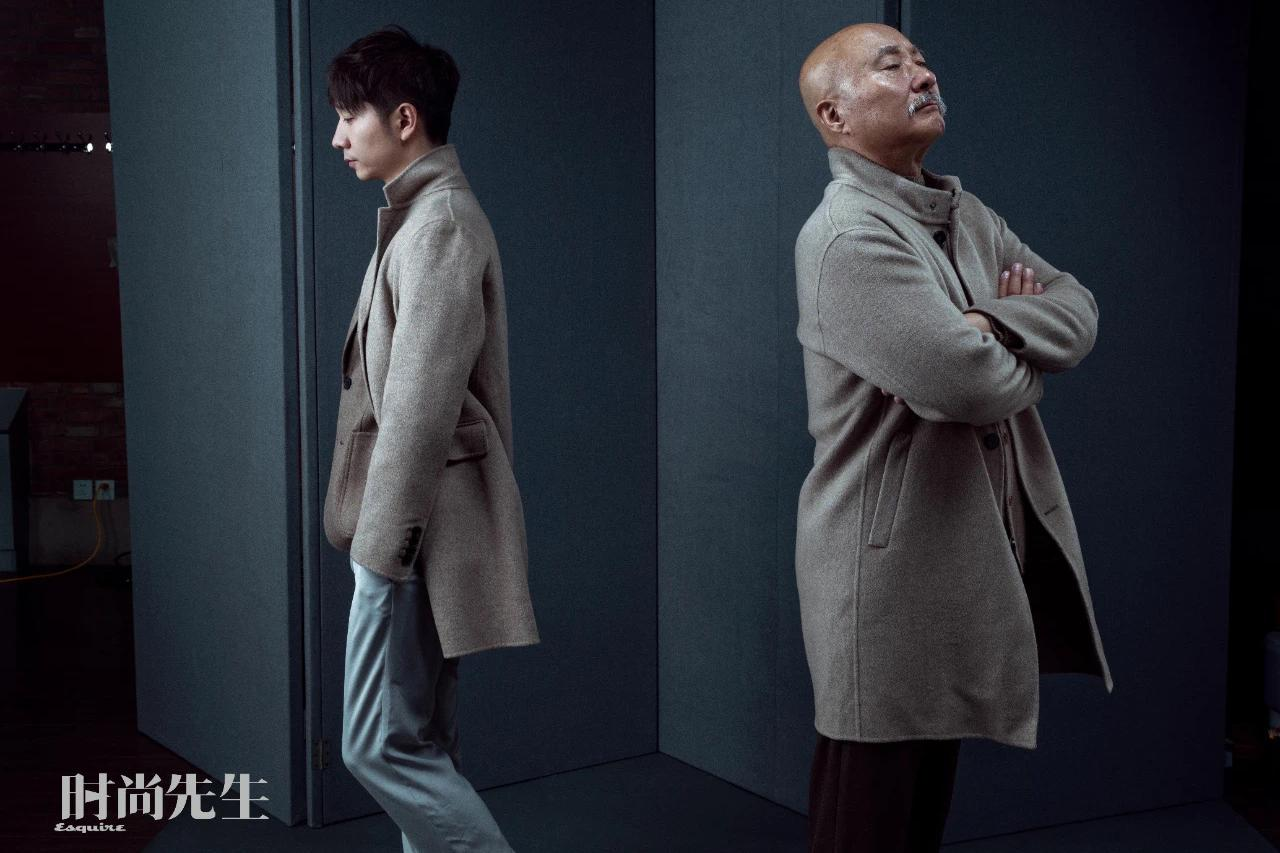 陈佩斯陈大愚《时尚先生》一月刊  讲述属于他们的喜剧故事