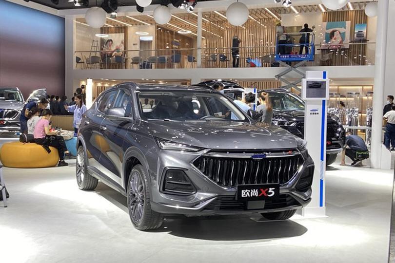 解析长安欧尚X5新车,比现款贵了6千,还值得买吗?