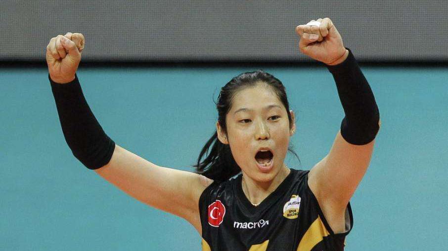 曾春蕾期待东京绽放,2014女排世锦赛决赛对阵美国精彩回顾