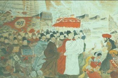 朱棣让郑和下西洋不是为了寻找朱允炆,那朱棣的目的究竟是什么?