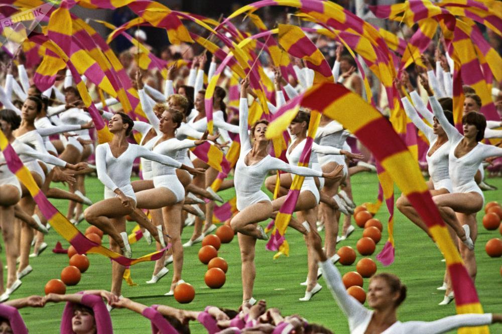 莫斯科奥运会  首次在社会主义国家举办 却被全世界抵制