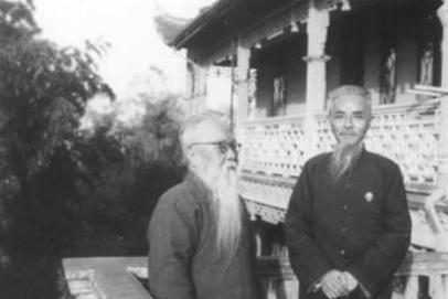 民国才子以菩萨自居,常与名人争吵,还动不动打架:我就是佛