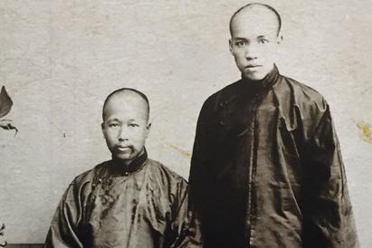 越南人为革命,伪装中国人留日本,获康有为指点,家家挂孙中山像