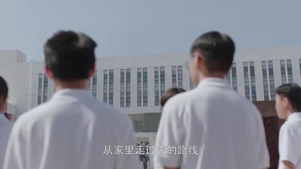 小欢喜:这高考真热闹,小区赶上过年了,家家领对联祈福高考