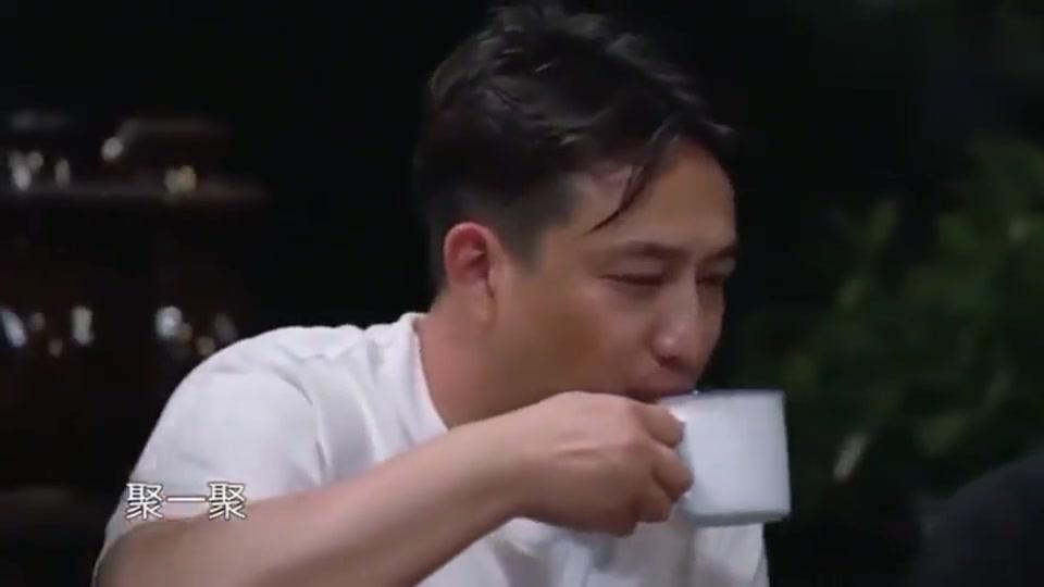 彭昱畅很自律,只吃一碗就不吃了,刘璇:其实我给你压了两碗饭