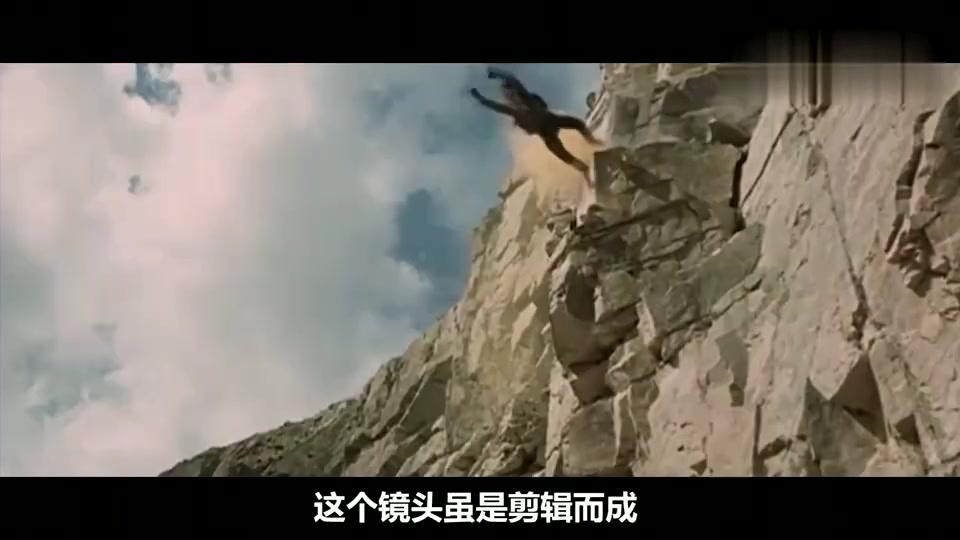 成龙五大搏命镜头,最危险一次颅骨碎裂险些丧命!