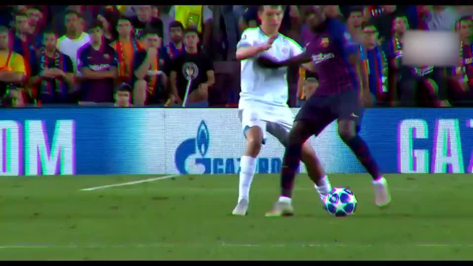 足球:巴萨看上他的原因!只论天赋这一快,登贝莱丝毫不虚姆巴佩