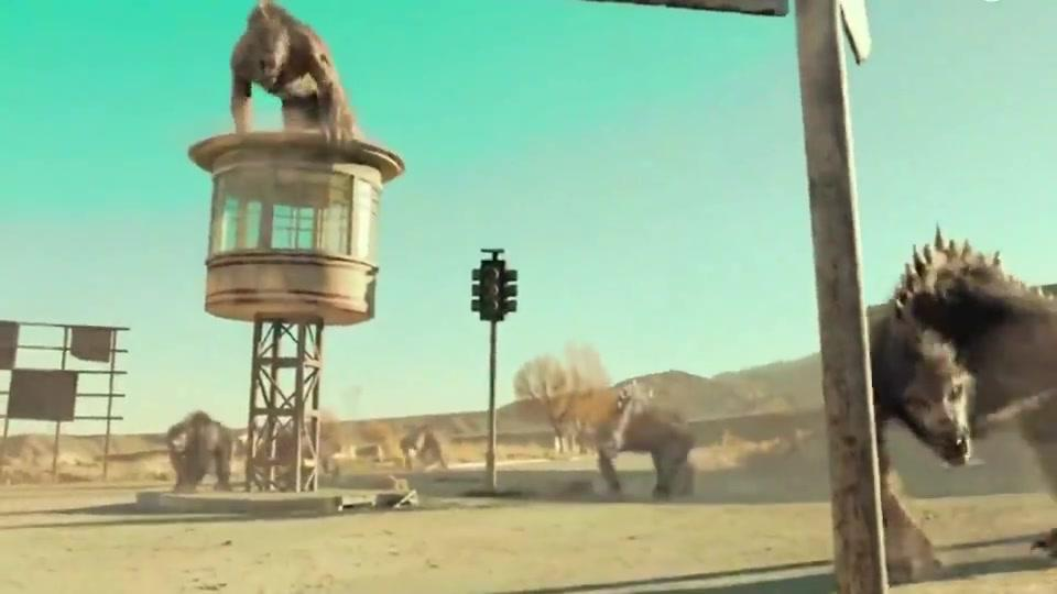 混剪:影视剧内的超燃怪物片段,漫威电影燃爆战斗场景,视觉盛宴