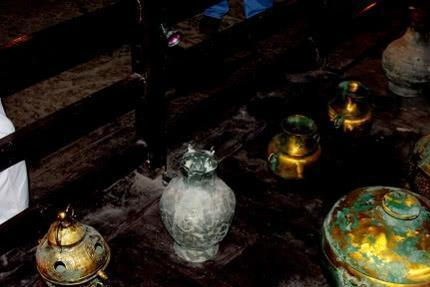 曹操究竟盗取了谁的墓,能养活军队三年?
