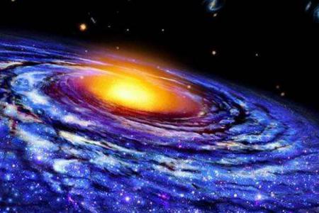 它是宇宙中最大的星系,超越黑洞的存在,银河系跟它比渺小如尘埃