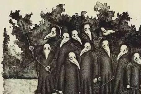 肆虐欧洲的中世纪大瘟疫是怎么爆发的?真相令人无奈