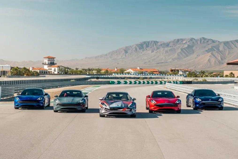 Karma电动滑板平台打破传统造车理念 以硅谷思维创变汽车业