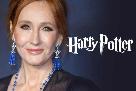 《哈利波特》作者新书再惹争议!55岁J.K.罗琳在网上被骂到去世?