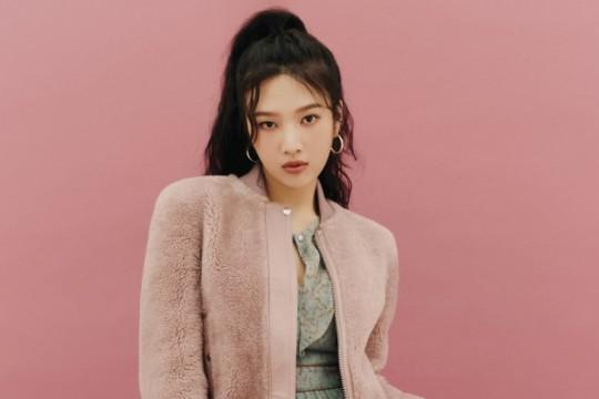 韩国女团Redvelvet成员Joy最新杂志写真曝光