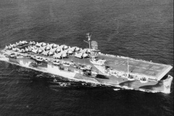 历史建造最多的卡萨布兰卡级航空母舰,是美国当时强大工业的彰显