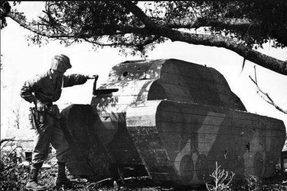 """二战期间,盟军召集""""手艺人""""组成一支部队,他们到底干什么工作"""