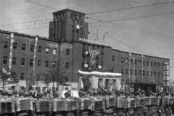"""解放战争中,国军的""""绥靖公署""""是什么机构?一个公署辖多少万人"""