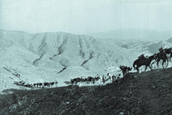 苦难的岁月,抗战时日寇在一个村庄的暴行,7年制造4起惨案