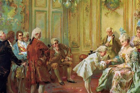 蓬帕杜夫人,路易十五背后的女人,一个奇葩原因,把国家推向战争