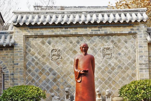 韩城状元府,园林式博物馆,有军机大臣王杰真迹,重点文物状元楼