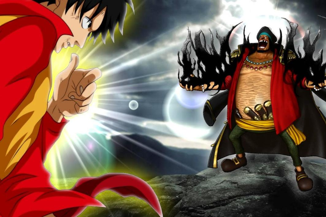 海贼王:战力体系变更,霸王色加强,黑胡子间接被弱化