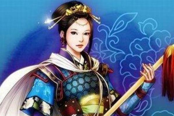 此人精通兵法,做过三朝将军,周总理赞她为中国第一巾帼英雄