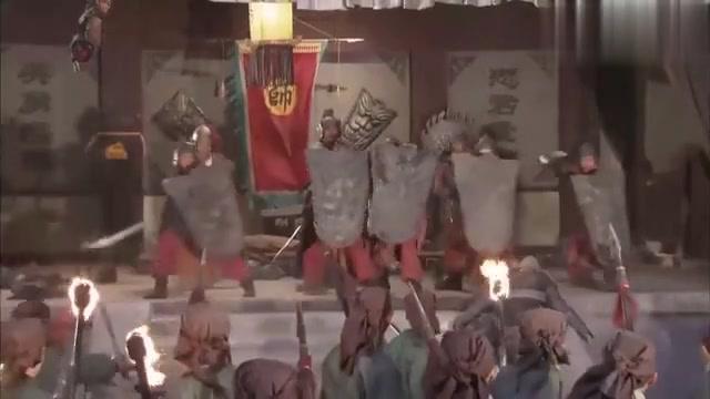 神探:杨元帅被重兵包围,反贼一脸得意下令进攻,剧情神反转!