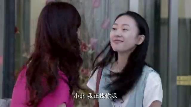 新闺蜜时代:小北和文静误会大,2人动起手来,王媛被骂扎心