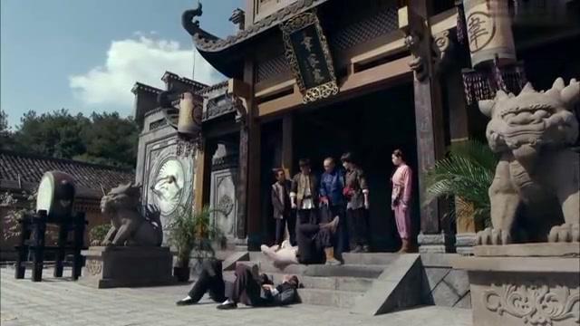 战昆仑第12集:狄青报复耍手段,熬辣椒水泼辛烈