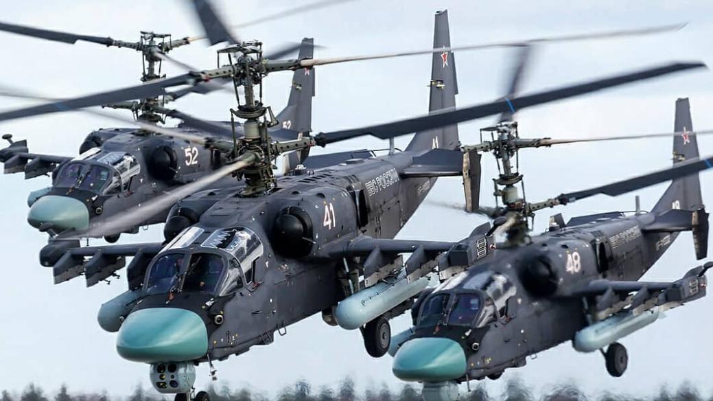超级短吻鳄来了,从陆军专属变身成多项全能,卡52M你期待吗?
