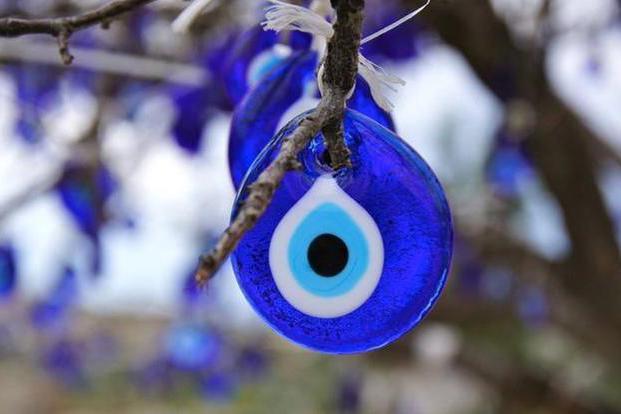 """土耳其的""""蓝眼睛""""挂链,不是简简单单的纪念品,不要随意带回家"""