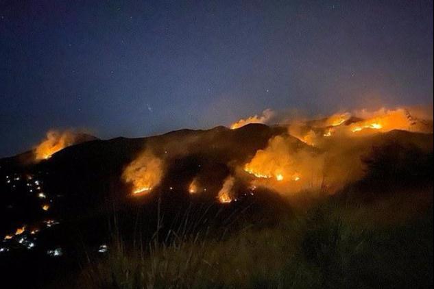 巴西六旬老人野外烧车骗保,意外引燃673公顷森林