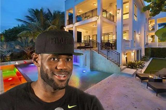 月租2万4,住了13年!NBA无冕之王1000平豪宅,狂亏370万美元