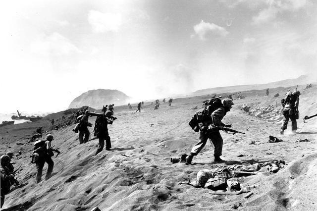 硫磺岛战役有什么特殊之处?为什么美军会受到如此重大的损失呢?