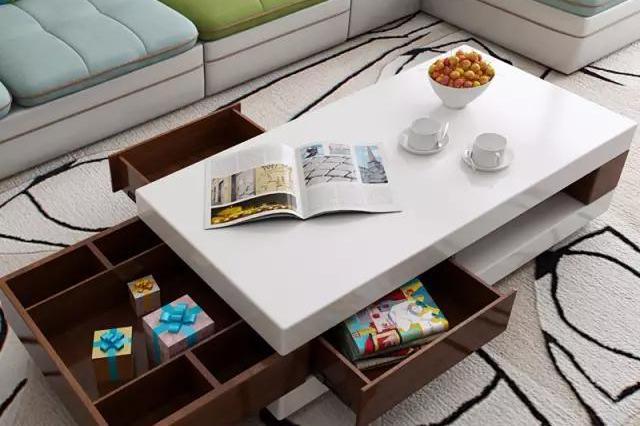 超实用的客厅收纳秘籍,轻松扩容10㎡