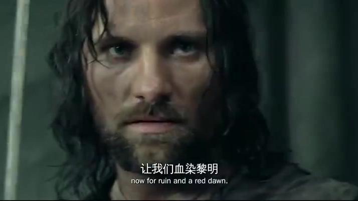 为了对抗黑魔法兽兵,人类联盟精灵族大战兽兵,连树都参与战争